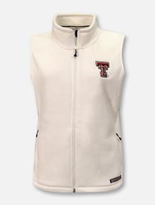 "Vineyard Vines Texas Tech Red Raiders ""Westerly"" Women's Fleece Vest"