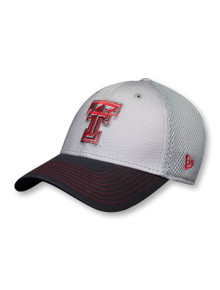 "New Era Texas Tech Red Raiders ""Grayed Out Neo"" Fitted Cap"