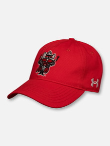 "Under Armour Texas Tech Red Raiders ""Raider Red"" NCAA 150 Adjustable Cap"