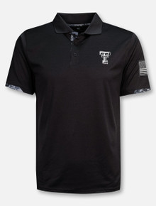 "Arena Texas Tech Red Raiders ""OHT Digi Camo"" Polo"