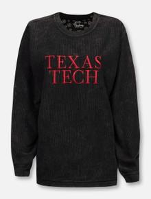 "Pressbox Texas Tech Red Raiders ""Alumni Emb"" Corduroy Long Sleeve"