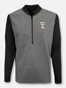 "Levelwear Texas Tech Red Raiders ""Insignia Yard"" 1/4 Zip Pullover"