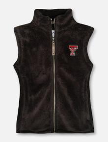 Summit Texas Tech Red Raiders Plush Full Zip Vest