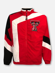 """G-III Texas Tech Red Raiders """"Back in the Day"""" Starter Jacket"""