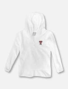 "Garb Texas Tech Red Raiders ""Abby"" INFANT Sherpa Full Zip Jacket"