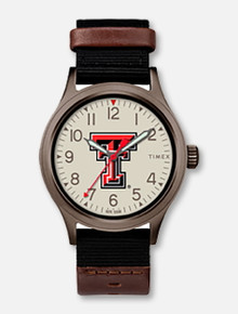 "Timex Texas Tech Red Raiders ""Clutch"" Watch"