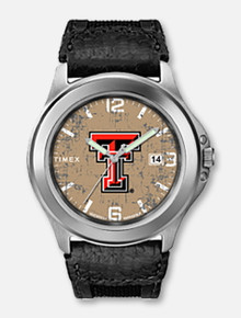"Timex Texas Tech Red Raiders ""Old School"" Watch"