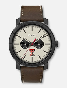 "Timex Texas Tech Red Raiders ""Home Team"" Watch"