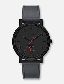 "Timex Texas Tech Red Raiders ""Night Game"" Women's Watch"