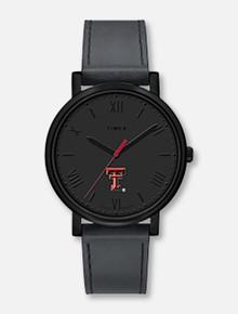 "Timex Texas Tech Red Raiders ""Night Game"" Women's Watch"