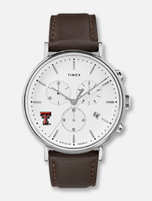 """Timex Texas Tech Red Raiders """"General Manager"""" Watch"""
