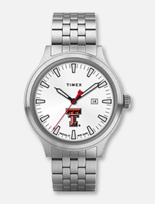 "Timex Texas Tech Red Raiders ""Top Brass"" Watch"
