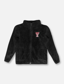"Garb Texas Tech Red Raiders ""Harvey"" TODDLER Sherpa Full Zip Jacket"