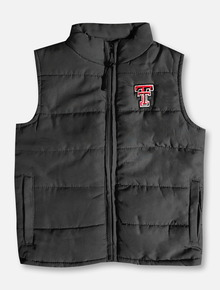 """Garb Texas Tech Red Raiders """"Craig"""" YOUTH Vest"""