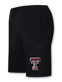 "Nike Texas Tech Red Raiders ""Club"" Fleece Shorts"