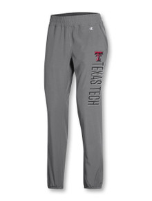 "Champion Texas Tech Red Raiders Women's ""Woven"" Stretch Pants"
