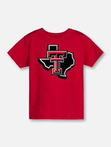 Texas Tech Red Raiders Large Lonestar Pride TODDLER T-Shirt