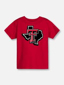 Texas Tech Red Raiders Large Lonestar Pride TODDLER T-Shirt