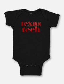 Texas Tech Red Raiders Pristine INFANT Onesie