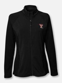 "Antigua Texas Tech Red Raiders ""Sonar"" Women's Full Zip Jacket"