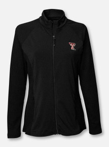 "Antigua Texas Tech Red Raiders ""Sonar"" Women's Full Zip Jacket"