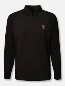 "Antigua Texas Tech Red Raiders ""Sonar"" 1/4 Zip Pullover"