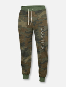 "Texas Tech Red Raiders ""Dodgeball"" Camo Sweatpants"