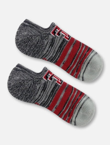 "47 Brand Texas Tech Red Raiders ""Topside"" No Show Socks"