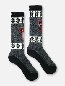 "47 Brand Texas Tech Red Raiders ""Norse"" Socks"