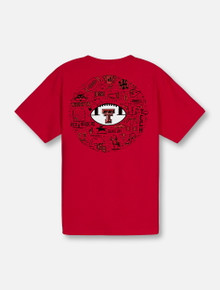 "Texas Tech Red Raiders ""Record Breaker"" YOUTH T-Shirt"