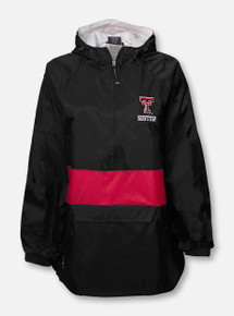 """Charles River Texas Tech Red Raiders Sister """"Classic CRS"""" Pullover"""