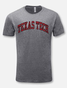 "Texas Tech Red Raiders Classic ""Vintage Arch"" T-Shirt"