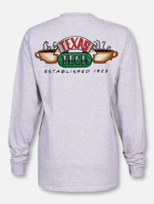 "Texas Tech Red Raiders ""Cafe 'Ole"" Long-Sleeve T-Shirt"