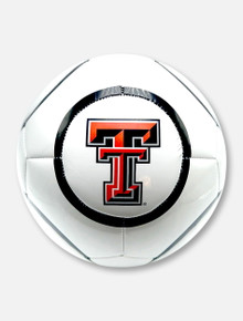 Texas Tech Red Raiders Official Size Soccer Ball