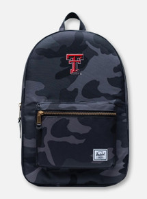 "Herschel Texas Tech Red Raiders ""Camo Settlement"" Backpack"