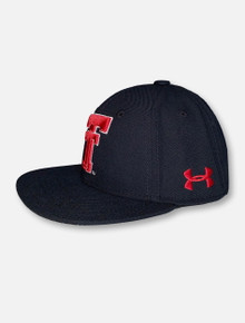 "Under Armour Texas Tech Red Raiders ""Huddle Throwback"" YOUTH Snapback Cap"
