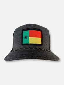 Legacy Texas Tech Red Raiders Rasta Flag Trucker Snapback Cap
