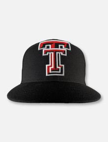 New Era Texas Tech Red Raiders Double T 950 Snapback Cap