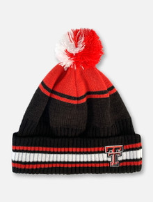 "Under Armour Texas Tech ""Rah Rah"" Pom Beanie"