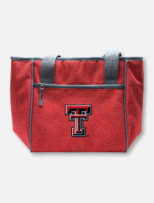 "Texas Tech Red Raiders ""Crosshatch"" 16-Can Cooler Tote"