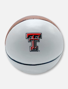 Baden Texas Tech Red Raiders Official Autograph Mini Basketball