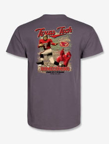 Texas Tech Red Raiders 2019 Homecoming Game Day Short Sleeve T-Shirt (Pre-Order 10/17)
