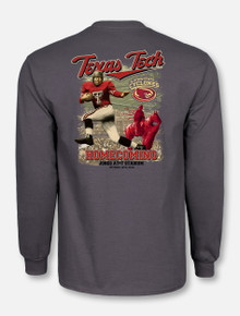 Texas Tech Red Raiders 2019 Homecoming Game Day Long Sleeve T-Shirt (Pre-Order 10/17)