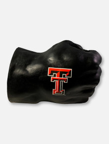 Texas Tech Red Raiders Leather Bracelet with Snap Closure 7 to 9