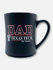 Texas Tech Red Raiders Matte Dad Mug