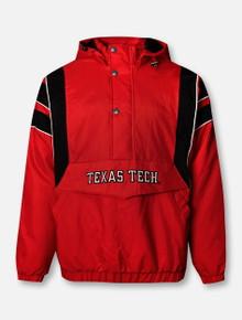 "Starter Texas Tech Red Raiders ""Stadium"" Pullover Jacket"