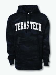 Texas Tech Red Raiders Camo Arch Hoodie