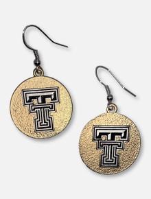 "Texas Tech Red Raiders ""Two-Tone"" Earrings"