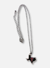 "Texas Tech Red Raiders ""State of Mine"" Necklace"