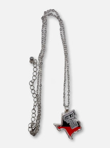 "Texas Tech Red Raiders ""Tara"" Necklace"